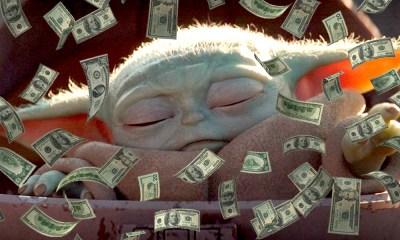 Baby Yoda ayuda a las búsquedas de Disney Plus