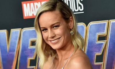 Brie Larson esta feliz con la 007 mujer