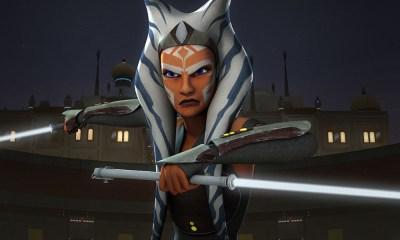 Cameo de Ahsoka Tano en 'Star Wars The Rise of Skywalker'