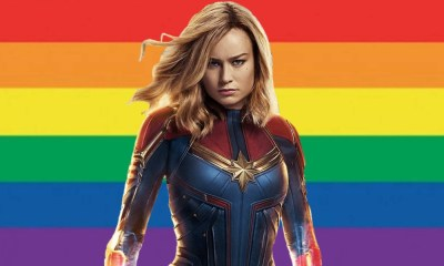 'Captain Marvel 2' presentaría dos parejas LGBT