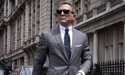 Última película de Daniel Craig como James Bond
