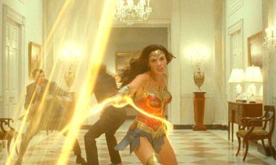 Espada y escudo en trailer de Wonder Woman 1984