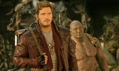Grabaciones de Guardians of the Galaxy Vol 3