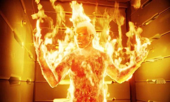 Human Torch ya existe en el MCU
