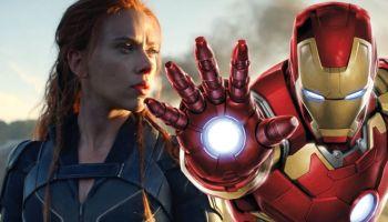 Iron Man sí aparecerá en Black Widow