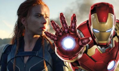 Iron Man sí aparecerá en Black Widow