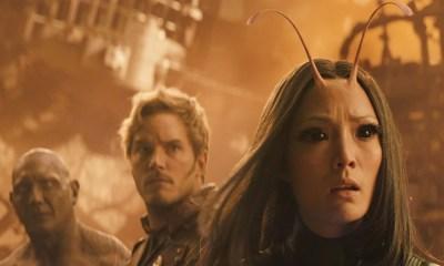 Escena eliminada de 'Infinity War'