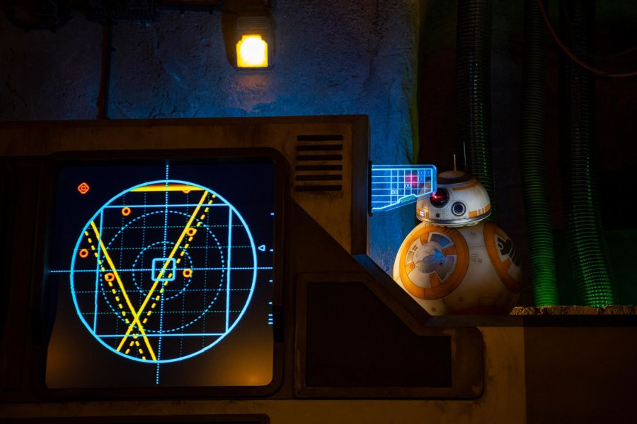 """Ambiciosa e inmersiva"", así se vive 'Star Wars: Rise of the Resistance' Rise-of-the-Resistance-1"