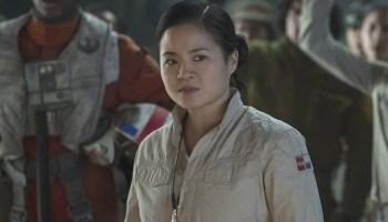 Rose Tico casi no apareció en 'The Rise of Skywalker'