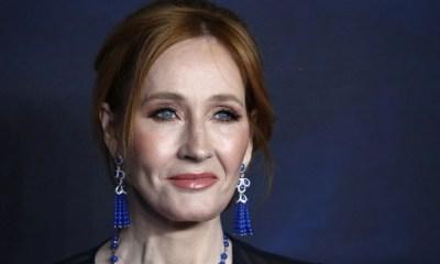 Señalaron a J.K. Rowling de transfóbica