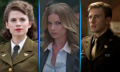 Sharon Carter regresa en 'The Falcon and the Winter Soldier'