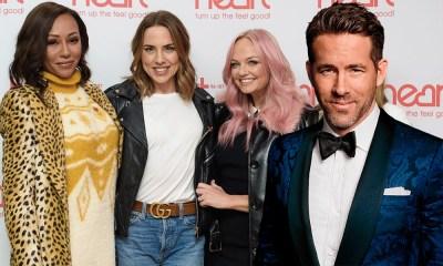 Ryan Reynolds pidió disculpas a las Spice Girls