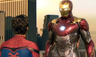 Tony Stark y otras figuras paternas de Spider-Man