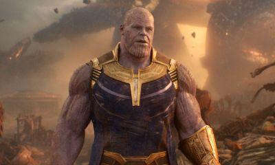 Thanos aparecerá en 'Eternals'