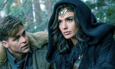 Patty Jenkins habló de 'Wonder Woman 3'