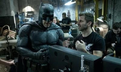 Zack Snyder no ha visto versión final de 'Justice League'
