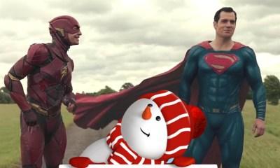 Cómics de DC de Navidad