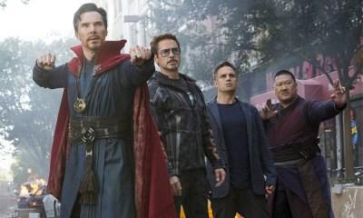 Doctor Strange quería acabar con Vision y Iron Man