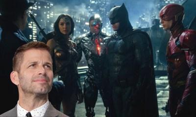 Snyder filtra los rollos del Snyder cut