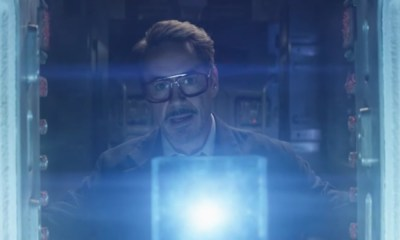 como sabía Tony Stark donde estaba el Tesseract en los 70