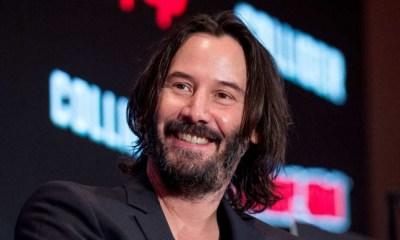 día de Keanu Reeves