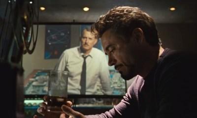 Tony Stark era adoptado