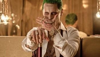 nueva foto inédita del Joker en 'Suicide Squad'