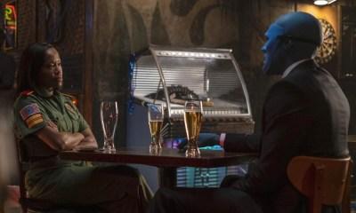 Robert Redford en 'Watchmen'