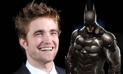 como se verá Robert Pattinson como Batman
