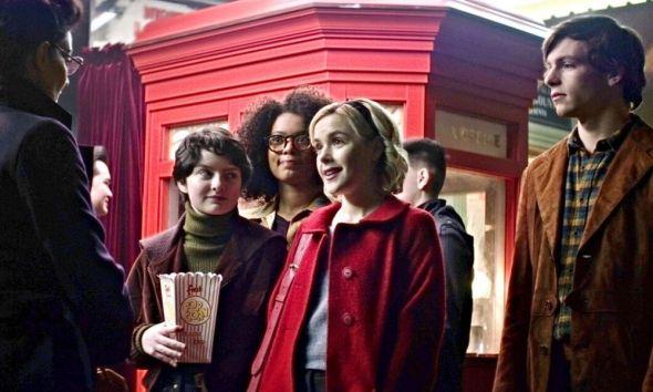fecha de estreno 3 temporada de Chilling Adventures of Sabrina