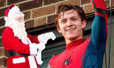 Historias navideñas de Marvel