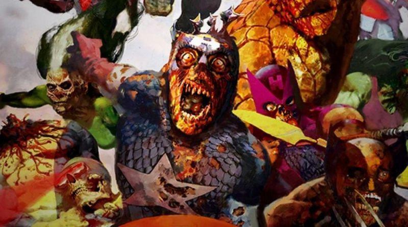 'Blade' debutaría a nuevos personajes en el MCU marvel-zombies-1-1080x600