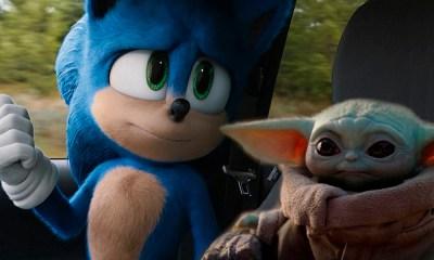 nace baby Sonic