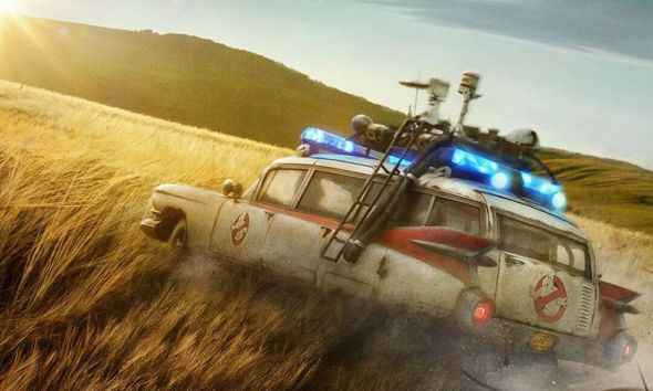 primeras fotos de 'Ghostbusters: Afterlife'