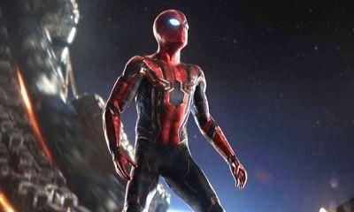 secretos del traje de iron spider