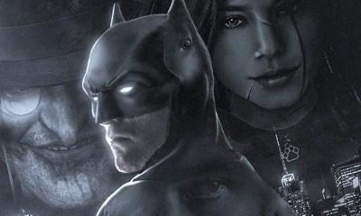 Primeras fotos desde el set de 'The Batman'