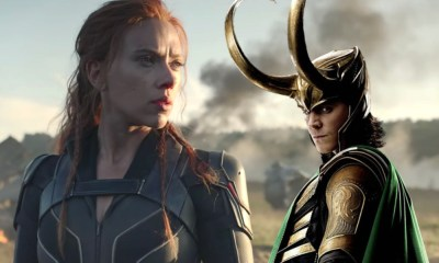 Black Widow se convirtió en Loki