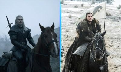 Conexión entre The Witcher y Game of Thrones