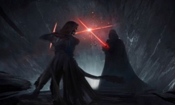 Darth Vader sí iba a salir en 'The Rise of Skywalker' y esta foto lo comprobaría Darth-Vader-en-The-Rise-of-Skywalker-600x360