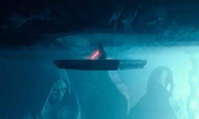 Estatuas de los Sith en 'The Rise of Skywalker'