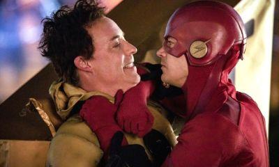 Flash no se enfrentó a Flash reverse