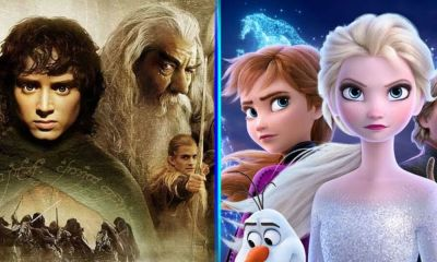 Frozen 2 se inspiró en Gandalf
