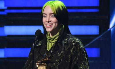Ganadores de la 62 entrega de los premios Grammy