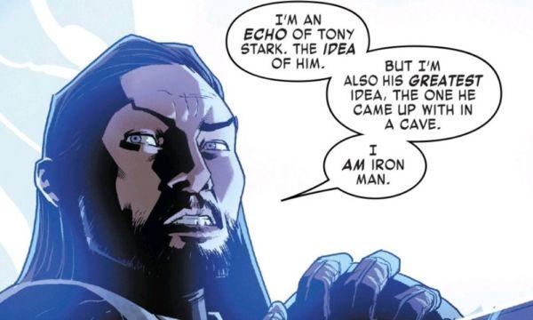 Iron Man regresó a la vida ¿cómo un villano? Iron-Man-es-el-villano-ma%CC%81s-nuevo-de-Marvel-600x360