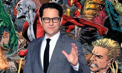 JJ Abrams trabajará en serie de 'Justice League Dark'