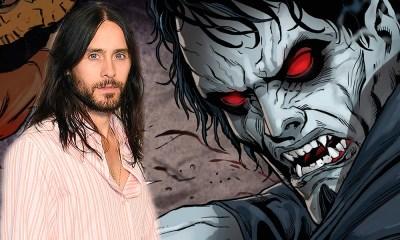 Jared Leto como ' Morbius'
