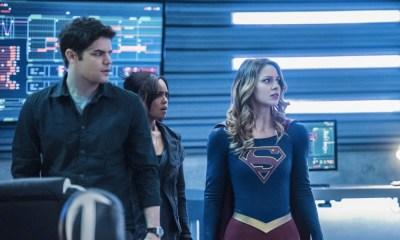 Winn regresa a 'Supergirl'