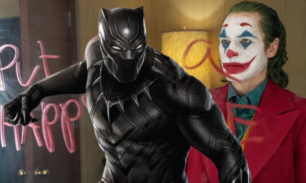 'Joker' está nominado al Oscar por 'Black Panther'