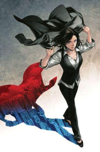 Lois Lane ya tiene a su principal enemiga, ¿aparecerá en el Arrowverse? Lois-Lane-330x500