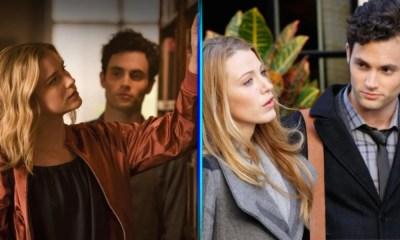 Los parecidos de You y Gossip Girl (1)